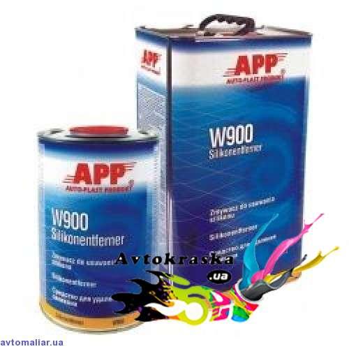 App 030150 Смывка для удаления силикона W900 1 л - 030150