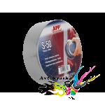 Защитный скотч APP 070250 серебристый 50мм*50м