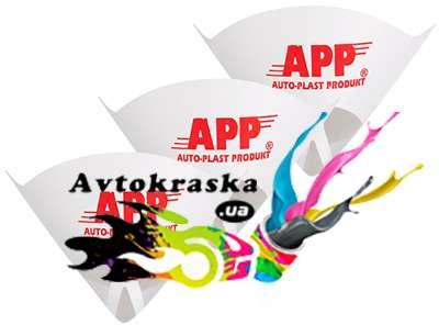 Сито App 250175 одноразовое для водорастворимых баз 125 мкм