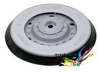 Rupes 981.410 Диск-оправка для шлифовальных машинок, мягкая, 6+8+1 отв., М8 липучка