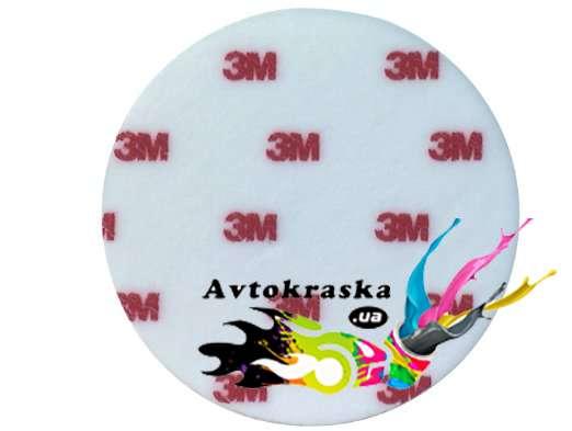 3M 50017 Фетровый полировальный круг для пасты №1 127мм - 50017