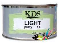 Шпатлевка легкая KDS 1 л