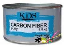 Шпатлевка с волокнами карбона KDS 0,2 кг