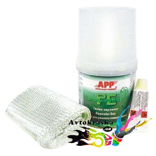 Ремонтный комплект для пластика App 010701