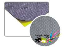 Шумоизоляционный лист App 050903 с алюминием 500мм х 500мм