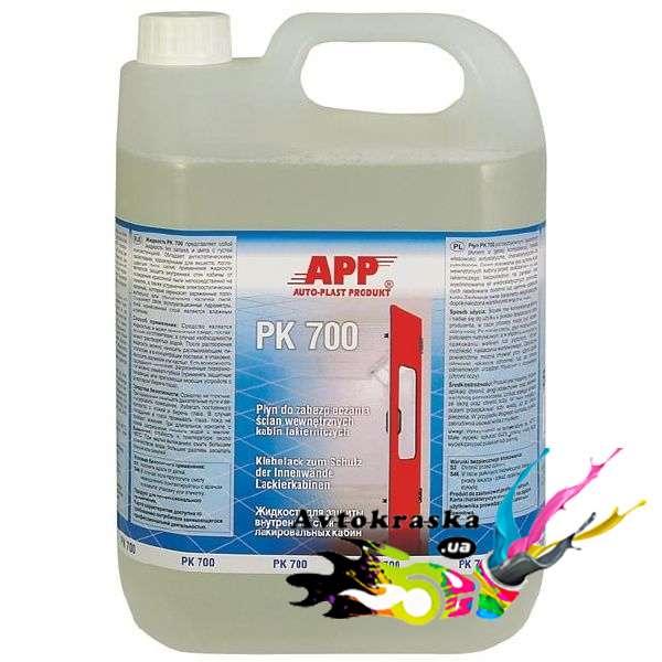 Жидкость для покрасочных камер App PK 700 (Антидаст) 070901 5л