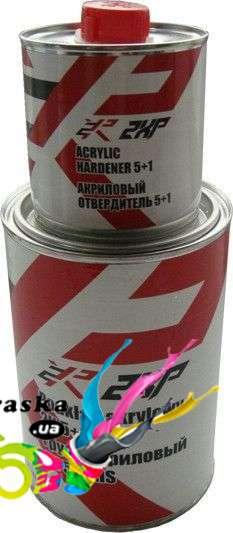 Грунтовка акриловая 2xp черная 0.75+0.15 - 2ХР_грунт_черный