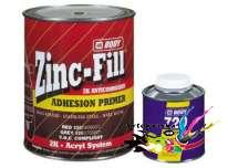 Body 320 Грунт-наполнитель Zinc-fill 1л+0,25л красный
