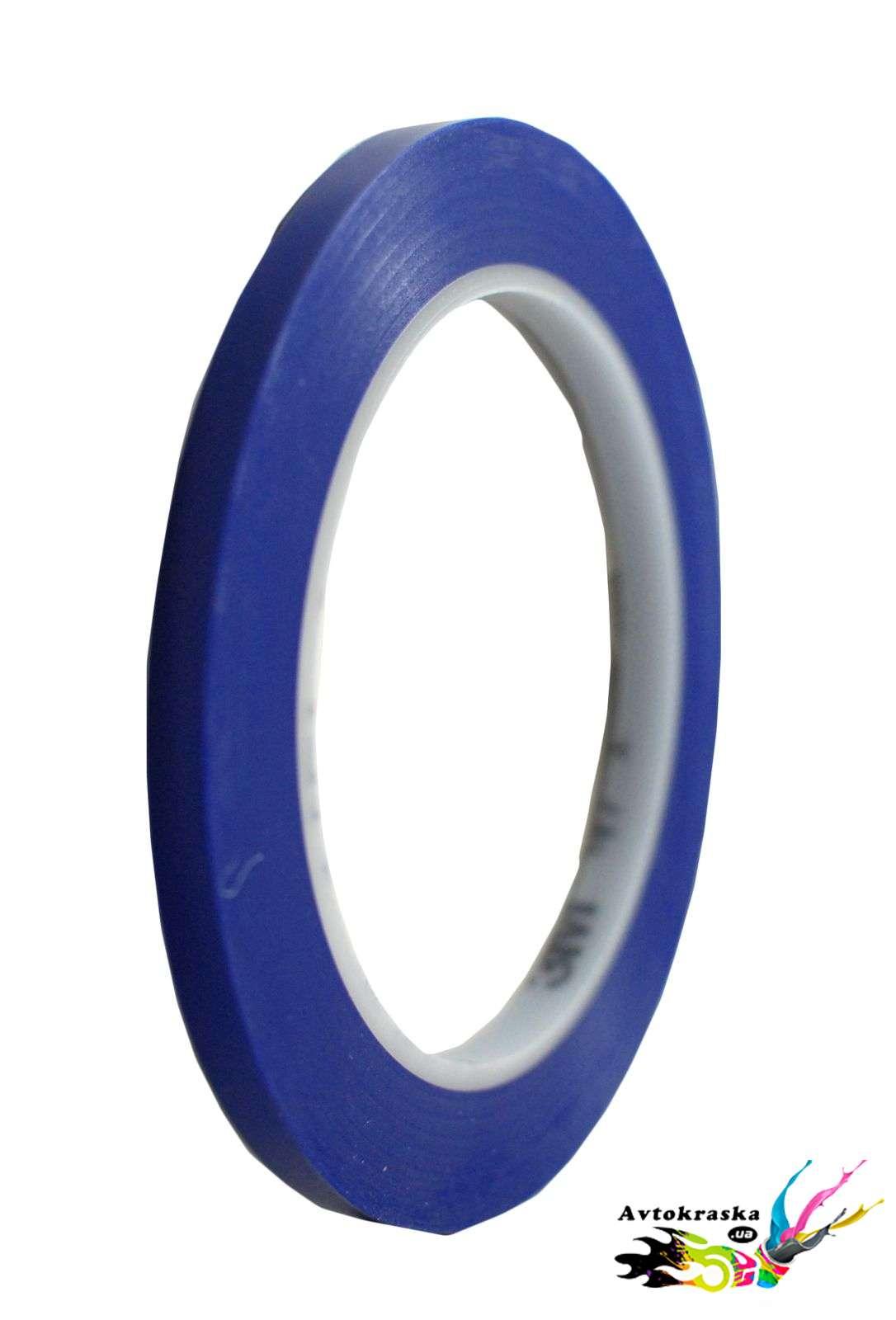 3M 06405 Маскирующая контурная лента синяя 6мм