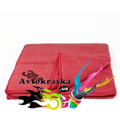 3M 50489 Розовая полировальная салфетка Ultra Soft 36 х 32см