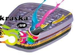 Фильтр 3М 6059 ABEK1 для защиты от органических паров, кислых газов, паров аммиака