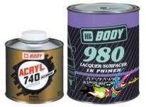 Body 980 Нитрогрунт 1 л