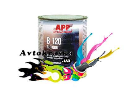 Антикор APP B120 битумная мастика 2,5 кг