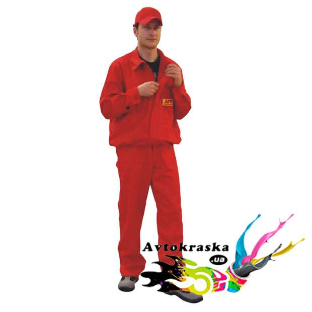 App 090609 Одежда рабочая из хлопка L