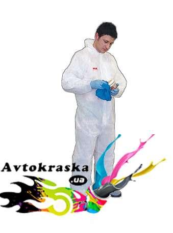 Малярный защитный комбинезон полипропиленовый App XL 090614