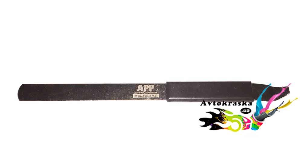 APP Лопатка для смешивания краски с открывателем банок