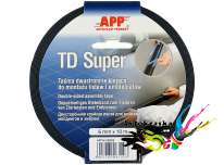 Двухсторонний скотч APP TD Super 6мм х 5м