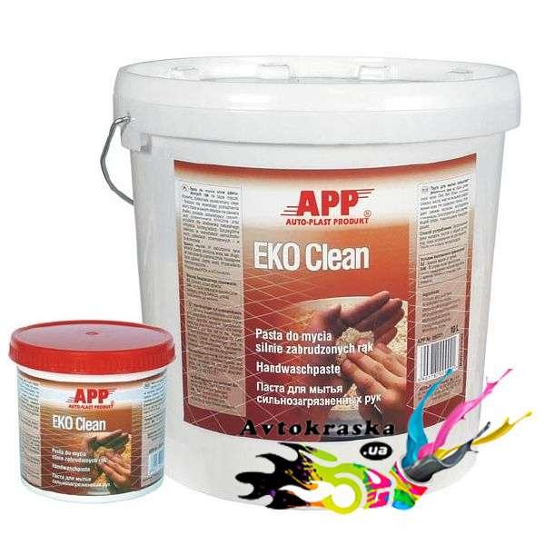 Паста для мытья сильно загрязненных рук App 090201 Eko Clean 10л