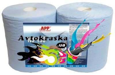 Обтирочный материал App 090414 Premium голубого цвета