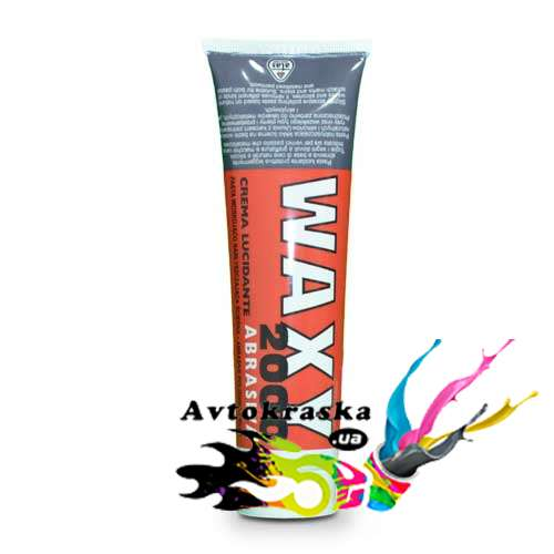 Atas Waxy 2000 abrasiva полироль для кузова 150 мл