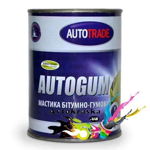 Автотрейд Резинобитумная мастика 0,8кг