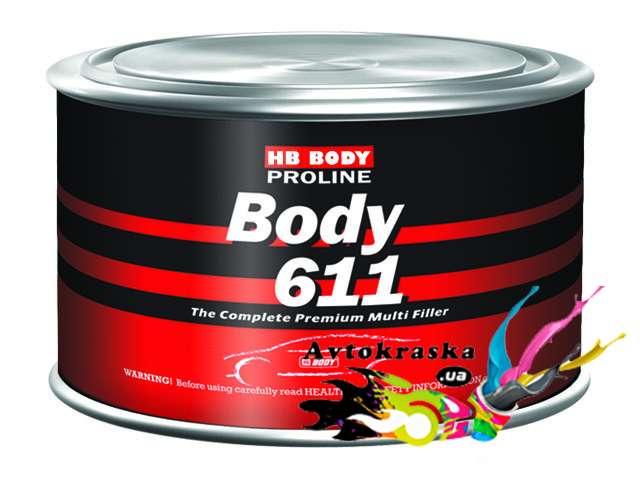 Шпатлевка универсальная Proline Body 611 1.8 кг
