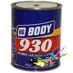 Антикоррозийная мастика Body 930 2,5кг