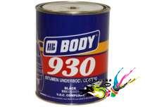 Mастика битумная Body 930 5кг