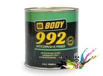 Body 992 Грунт алкидный черный 1кг
