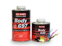 Body 697 Автомобильный лак SR 1л+0,5л