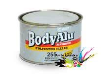Body 255 Alu Шпатлевка с алюминием 2 кг
