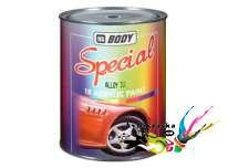 Краска для дисков Body 310 серебристая 1л