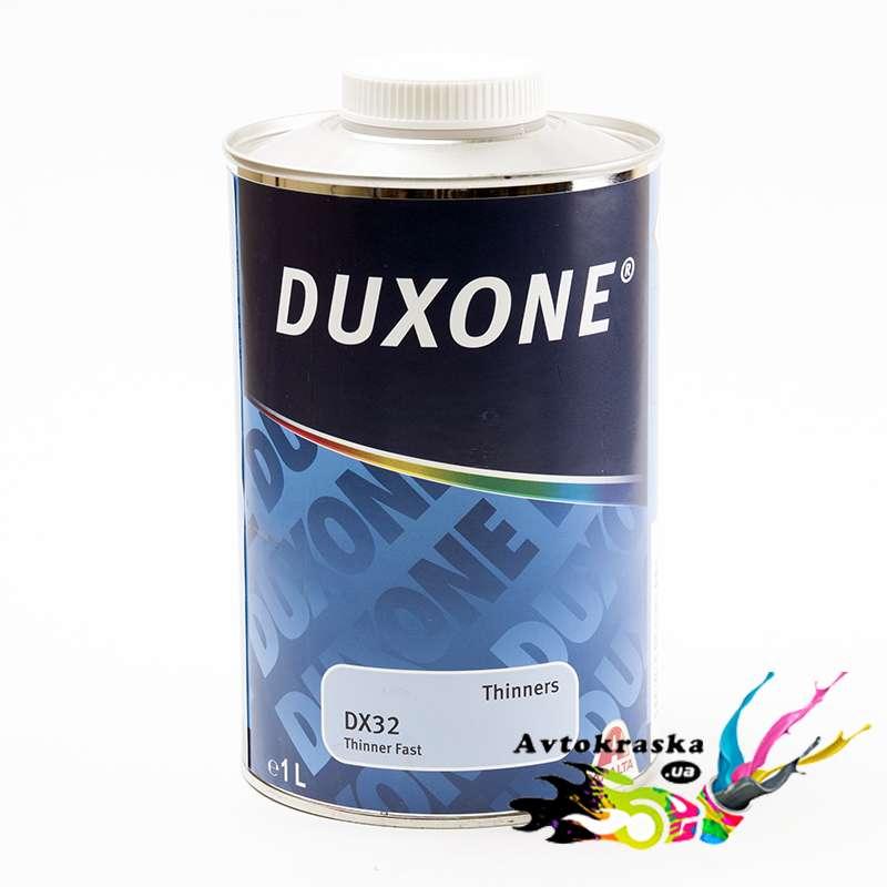 Duxone DX 32 Растворитель быстрый 1л.