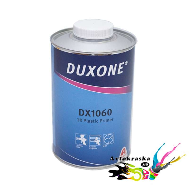 Грунт по пластику Duxone DX-1060 1 л.