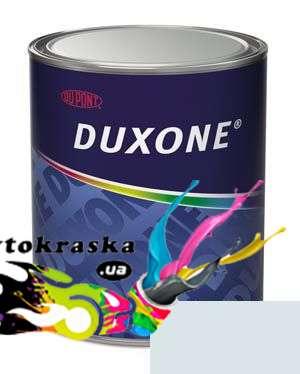 Автоэмаль Duxone Lada 202 белая 1л+0,5л