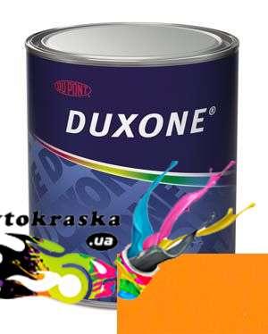 Акриловая автокраска Duxone DX 28 Апельсин 1л+0,5л