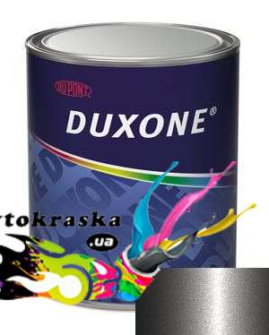 Duxone Автомобильная краска DX 640BC Lada Серебристый металлик