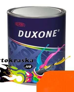 Акриловая автокраска Duxone DX Orange Оранжевая 1л+0,5л