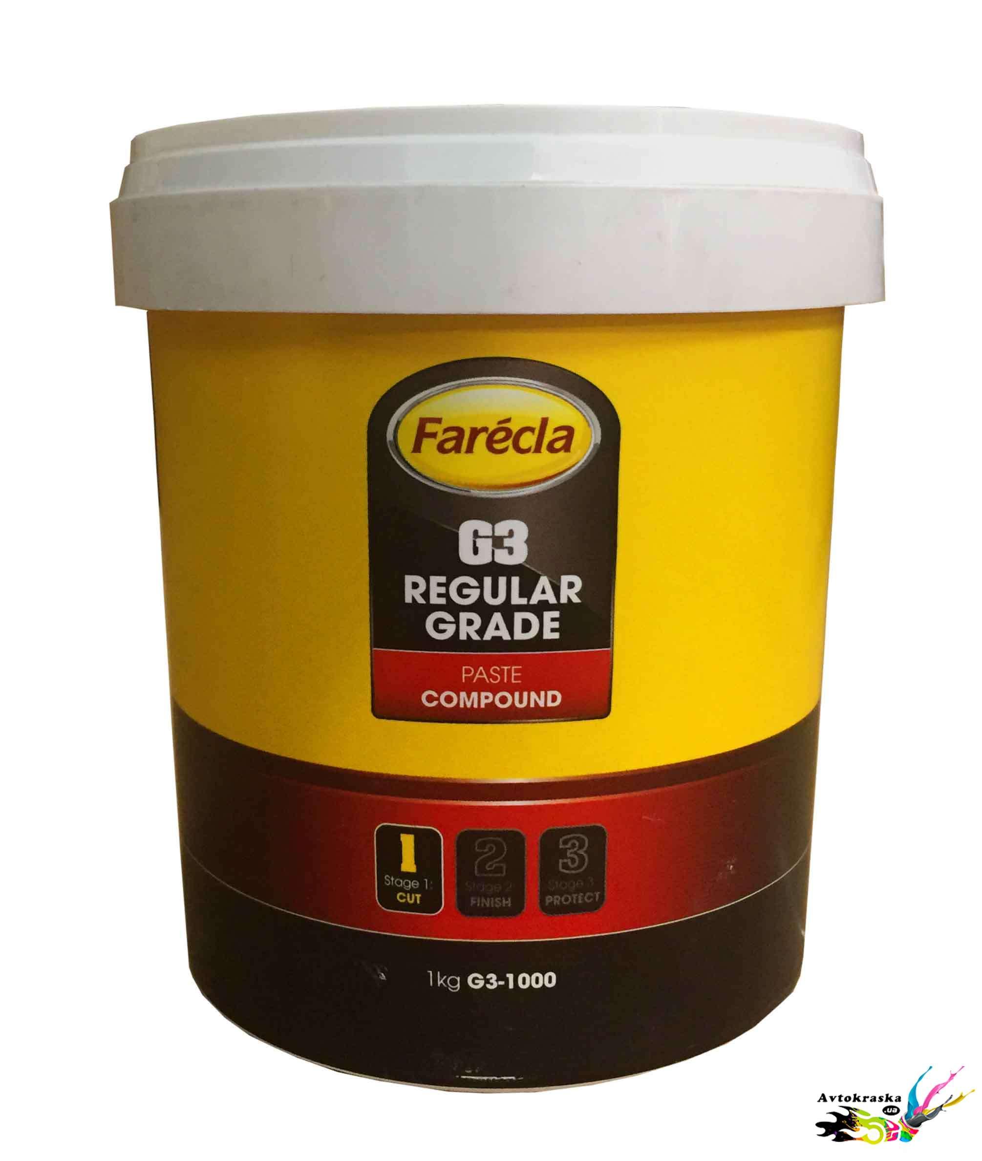 Полироль абразивная Farecla G3 1 кг