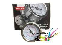 ITALCO манометр с регулятором давления FR-5