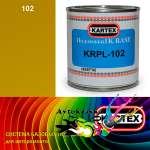 Kartex Базовая подложка для краски KRPL-102 темно-желтая 0,25 л