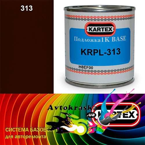 Kartex Базовая подложка для краски KRPL-313 Гнилая вишня 0,25 л