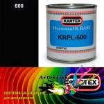 Kartex Базовая подложка для краски 600B черная 0,25 л