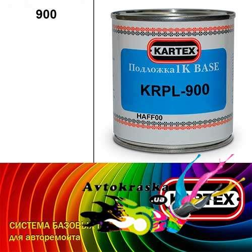 Kartex Базовая подложка для краски KRPL-900 белая 0,25 л