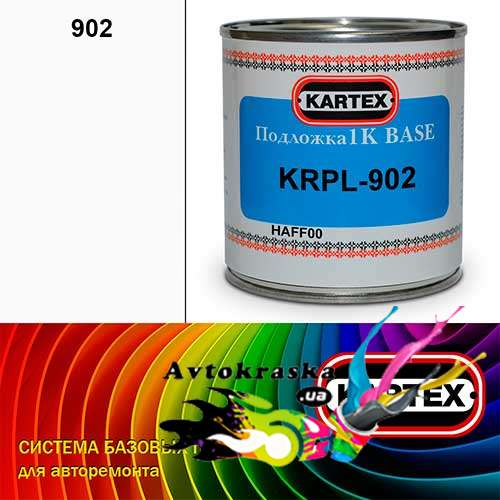 Kartex Базовая подложка для краски KRPL-902 светло-серая 0,25 л