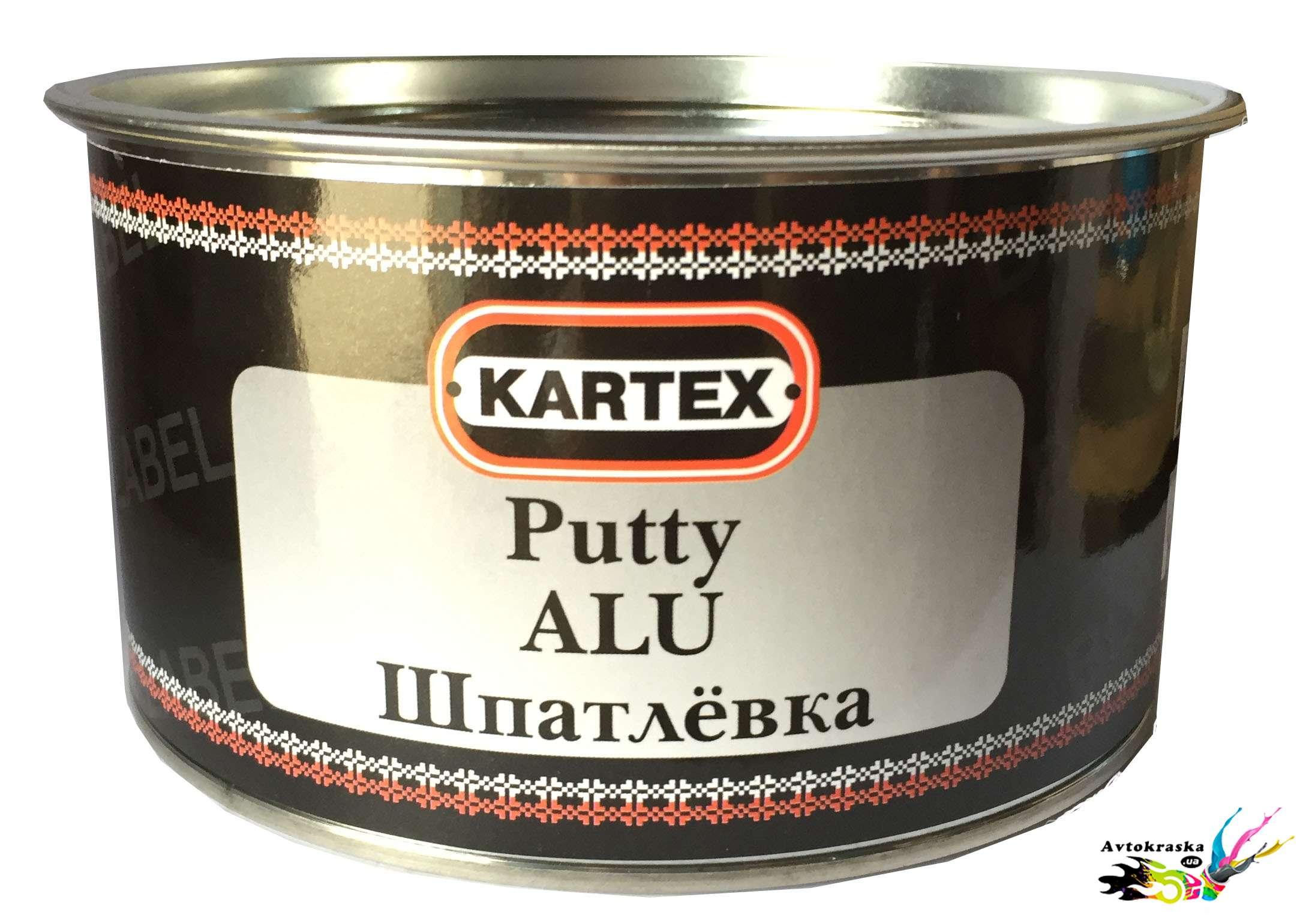 Kartex Шпатлевка с алюминием BL 0,5 кг