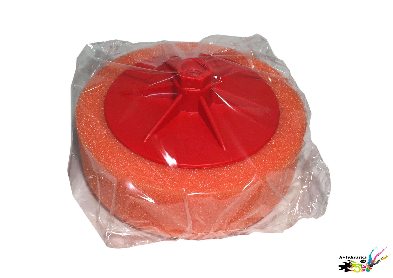 Kartex Круг полировальный M14 d150мм средний оранжевый