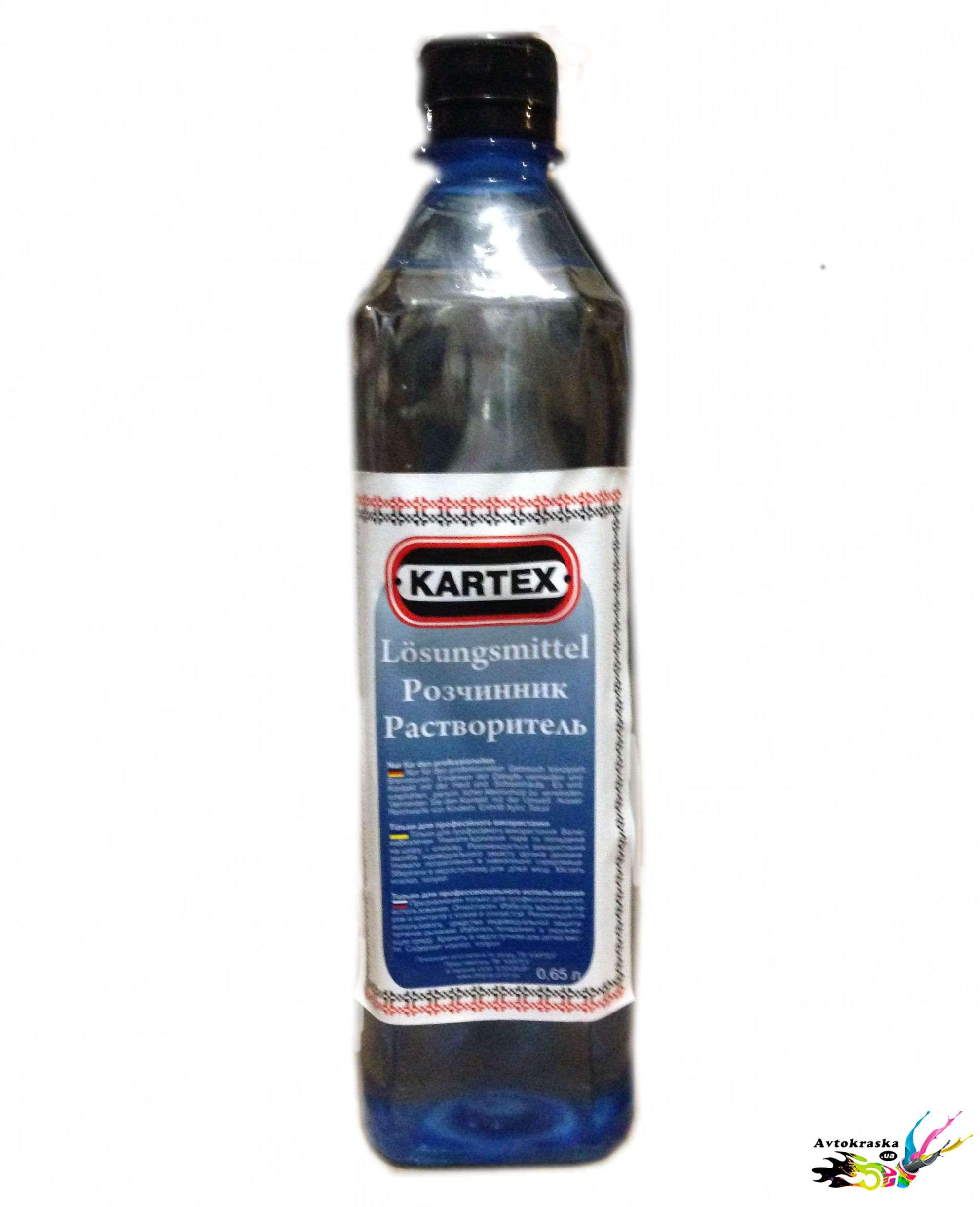Kartex Растворитель алкидный в краску 0,6л