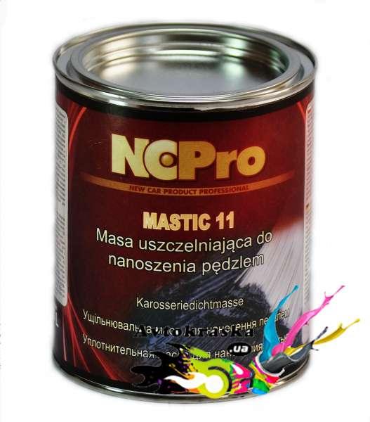 NCPro 04015 Кузовной герметик уплотняющий для нанесения кистью 1кг