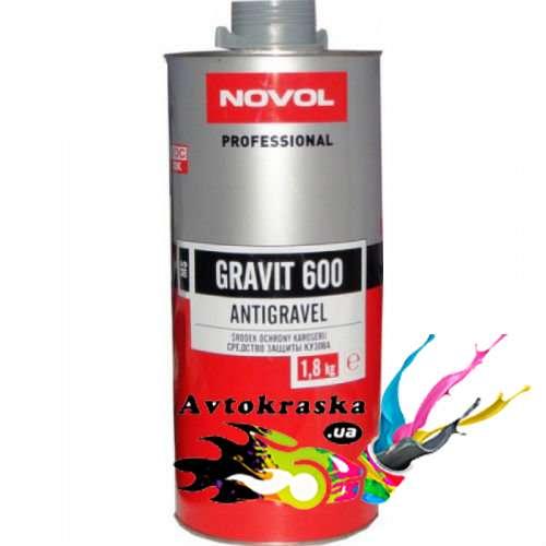 Novol 37811 Антигравий Gravit 600 серый 1кг